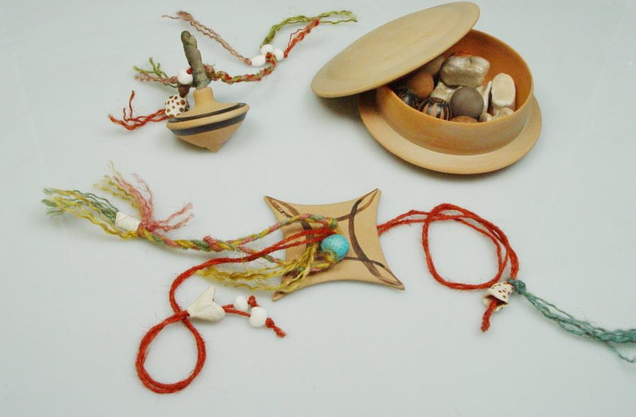Decorated toys