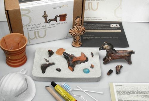 Excavation and Conservation kits