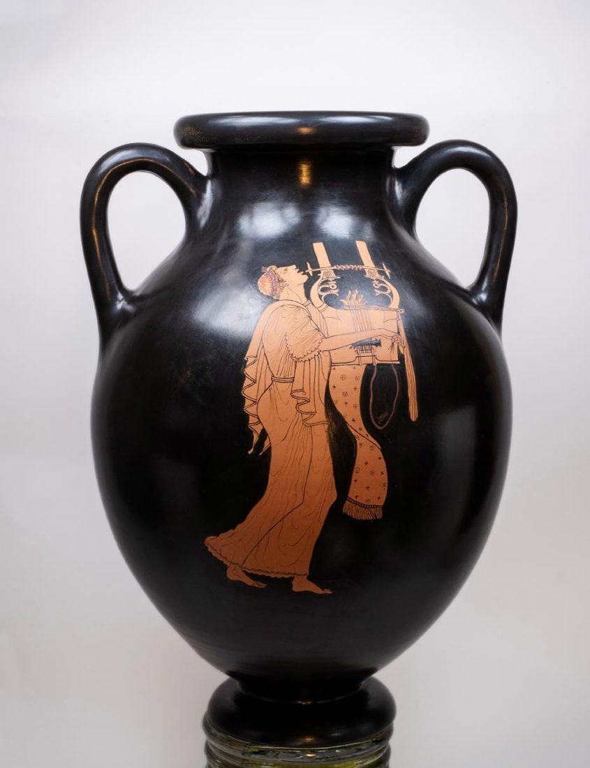 Berlin Painter – 490B.C. made-to-order by Attic Black