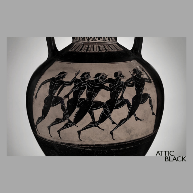 atheltics in ancient greece - the met - amphora